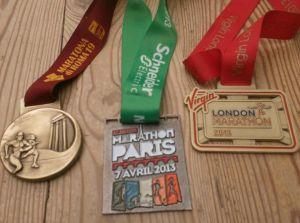 Een marathon lopen is afzien, maar brengt eeuwige trots met zich mee