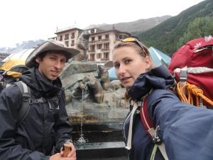 Zermatt: ooit het einde, nu het begin van een avontuur.