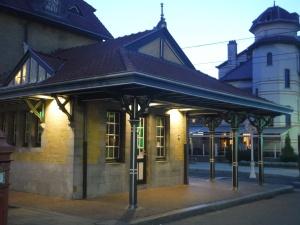 Station De Haan