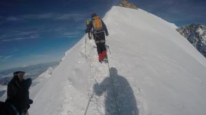 Op naar de eerste top