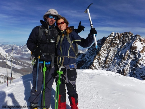 DSCF3838 Zumsteinspitze summit