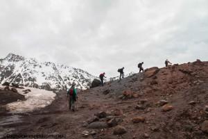 Acclimatisatie hike
