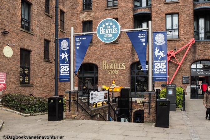 Ladies and gentlemen…The Beatles!