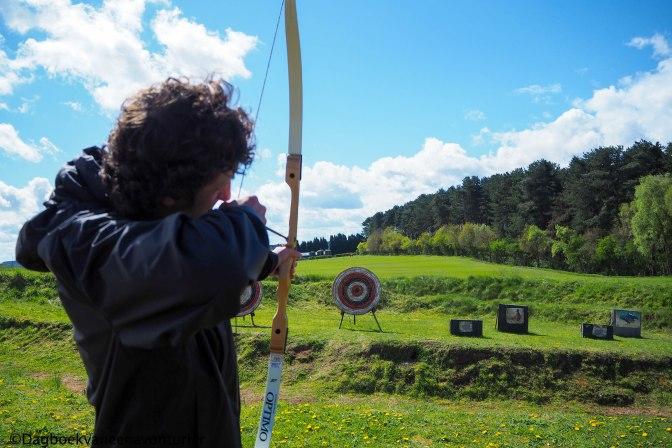 In het land van Robin Hood