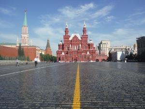 Rode Plein, Moskou
