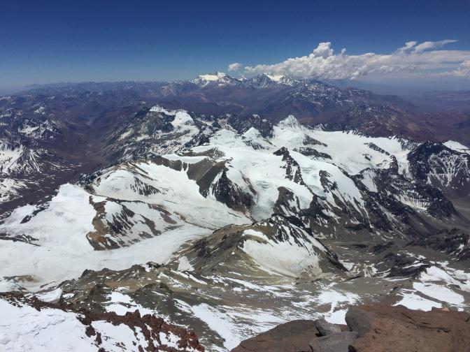 Aconcagua: Expeditie naar de top van de Andes (Deel IV)
