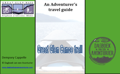 Great Glen Canoe trail