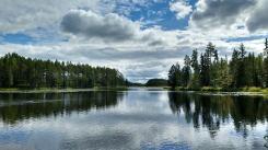 Kanovaren in Zweden