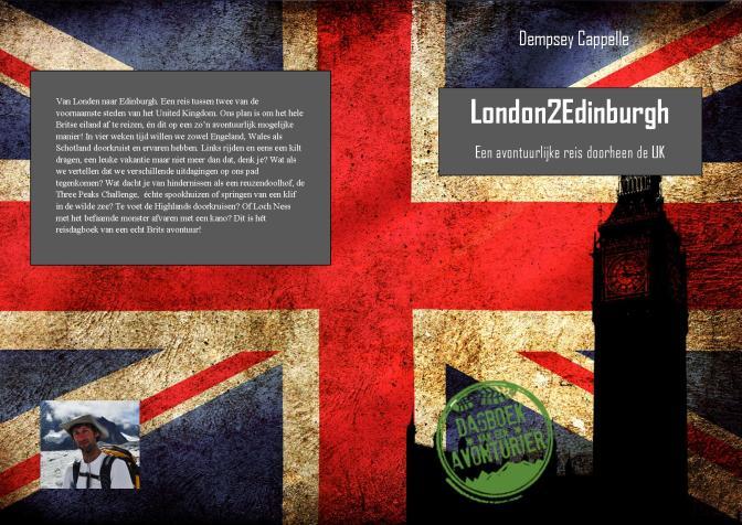 London2Edinburgh nu te koop
