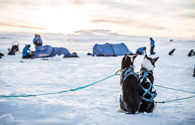 Why I entered the Fjallraven Polar contest
