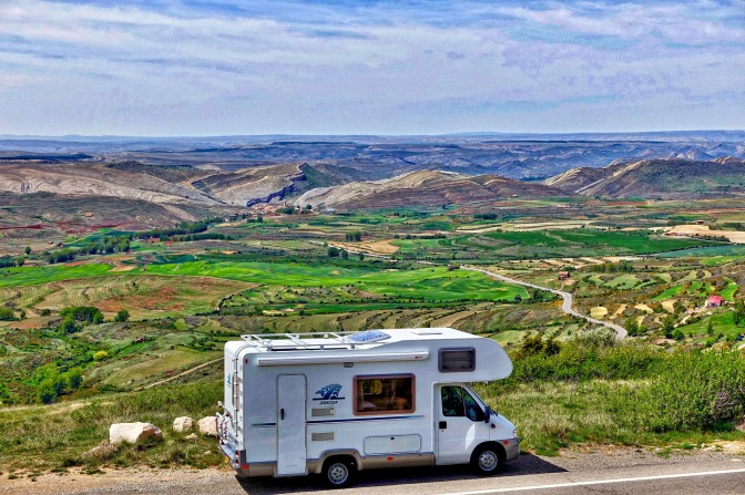 Five reasons why traveling with a motorhome across Europe is the best holiday