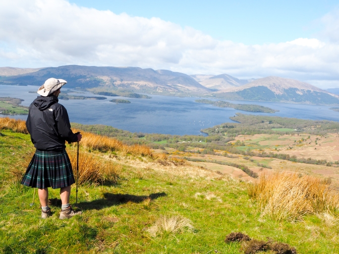 5 adventures in Scotland for the outdoor enthusiastic