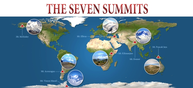 Climbing the Seven Summits – What to expect?