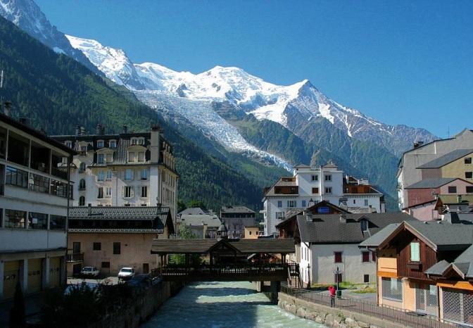 Chamonix – het Mekka voor avonturiers
