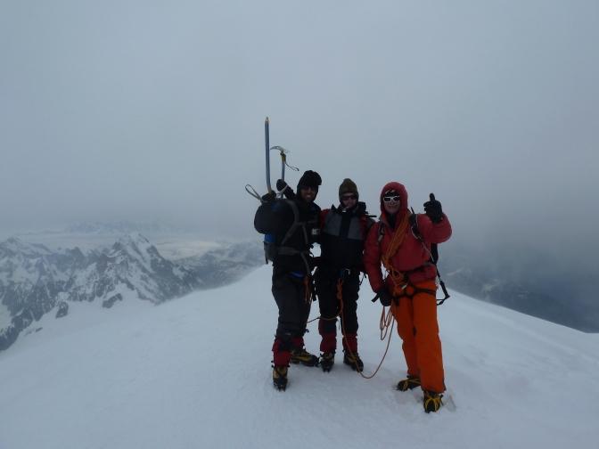 Mont Blanc – Naar het hoogste punt van West-Europa