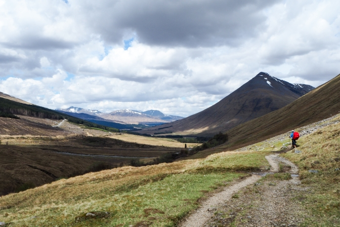 West Highland Way – The legend of the couple with the Kilts