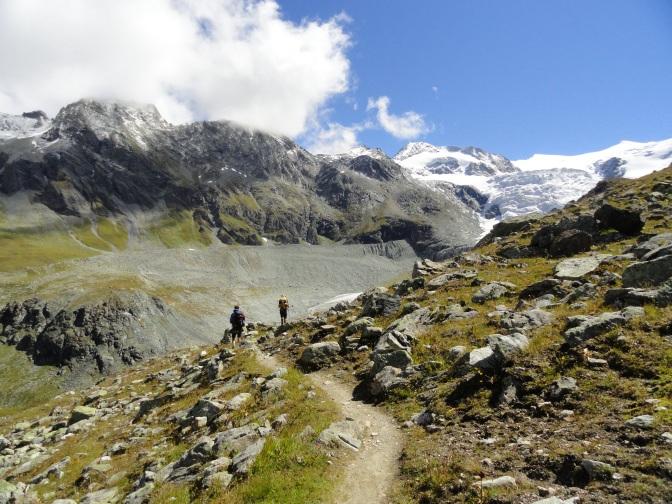 Walkers Haute Route – Chamonix naar Zermatt