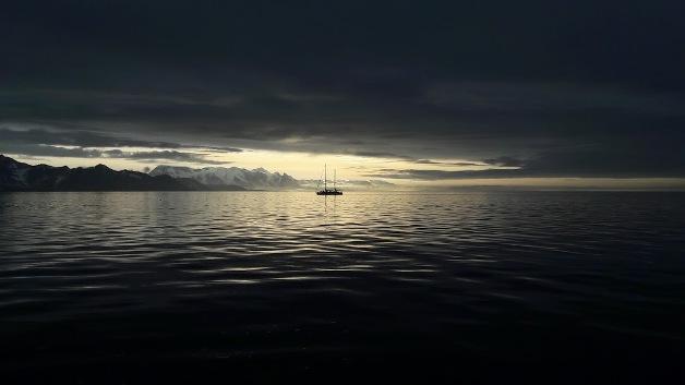 Zeilen naar het Noorden: een poolreis in de voetstappen van Amundsen