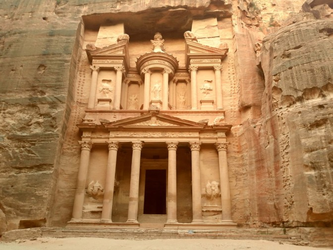 The Naked Truth of Petra, Jordan