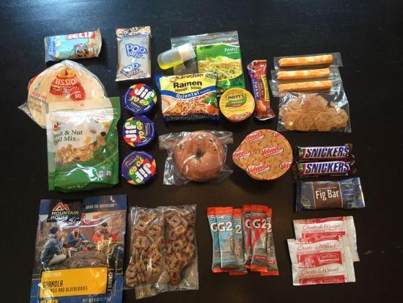 Foodplanning